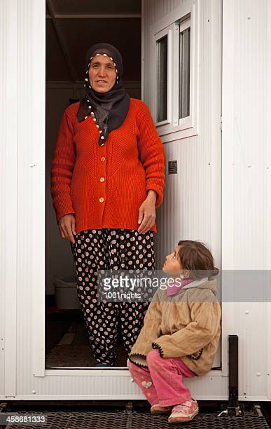 after effects of the earthquake, turkey - turkish red crescent stock pictures, royalty-free photos & images