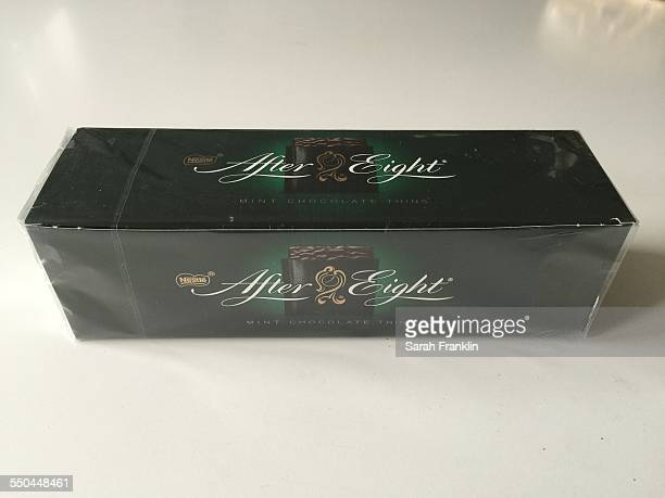 After Eight chocolates
