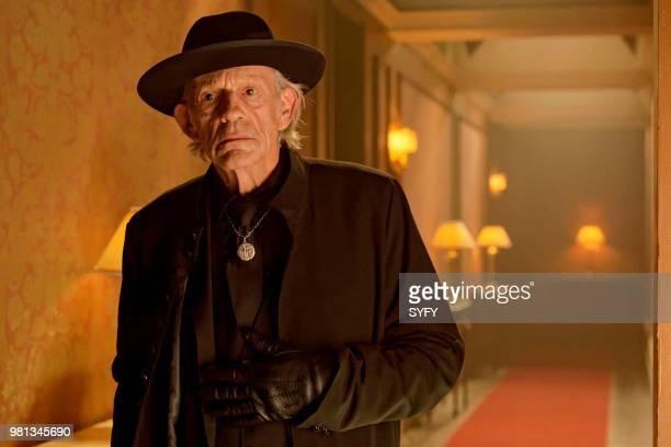 12 MONKEYS 'After' Episode 405 Pictured Christopher Lloyd as Man in Black