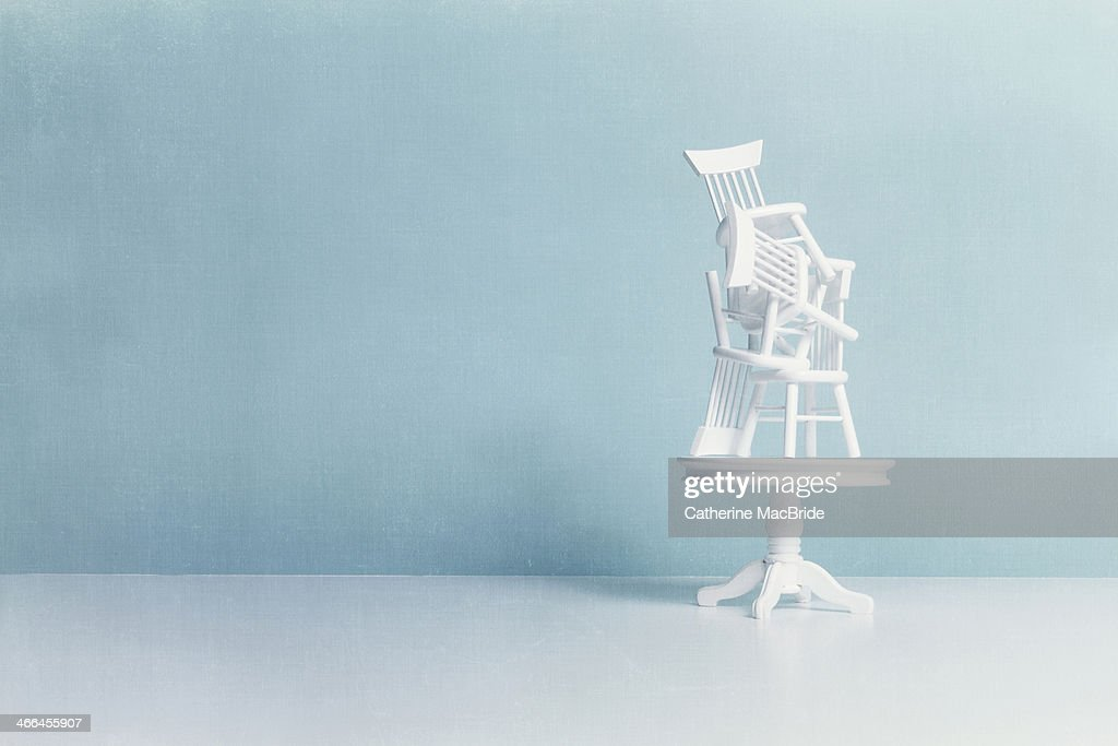 After everybody leaves... : Stock Photo