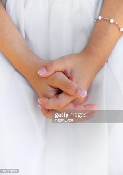 Nach erste Kommunion