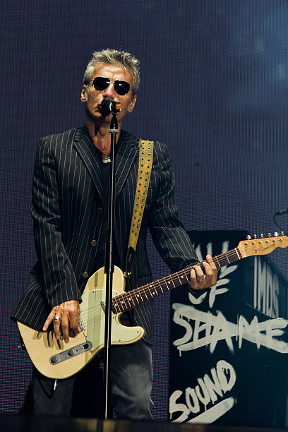 ligabue live in turin pictures getty images
