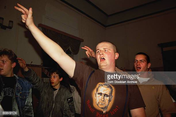 After German reunification in the early 1990's neoNazi groups flourished amongst the economic collapse and high unemployment in the former East...