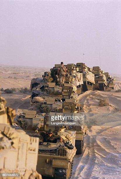 After Iraq's invasion of Kuwait on August 2 the United Nations responds immediately, condemning the invasion, ordering the withdrawal of Iraqi...