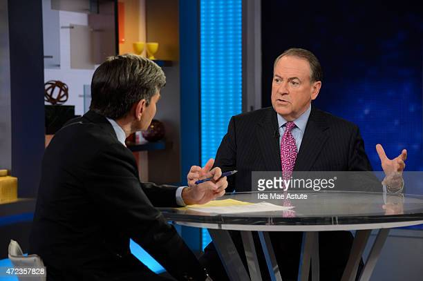 AMERICA After launching his second run for the Republican presidential nomination former Arkansas Governor Mike Huckabee gave an interview this...
