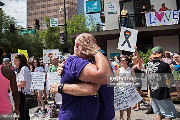 ORLANDO FLORIDA JUNE After learning that the hatespewing Westboro Baptist Church applied for a permit to picket the funeral of Christopher 'Drew'...