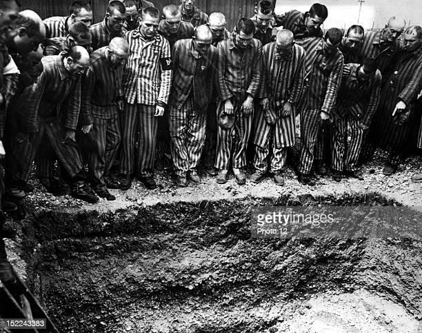 Race towards Life: The liberation of Dachau, April 29, 1945
