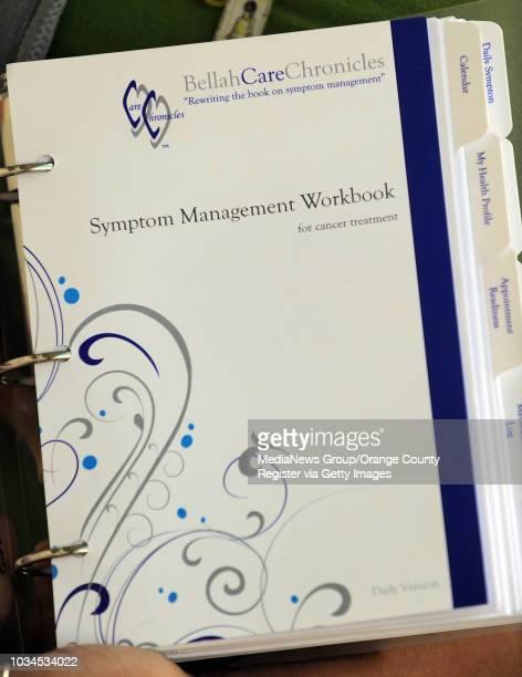 Scott Varley After losing their mother to cancer sisters Sarah and Carmelle Banks have written a symptom management workbook to help families of...