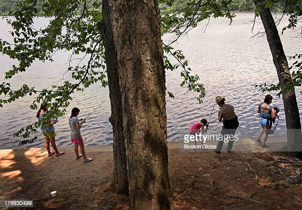 After Massachusetts environmental officials announced the new Massachusetts Outdoor Recreation map today on the shores of Walden Pond they offered...