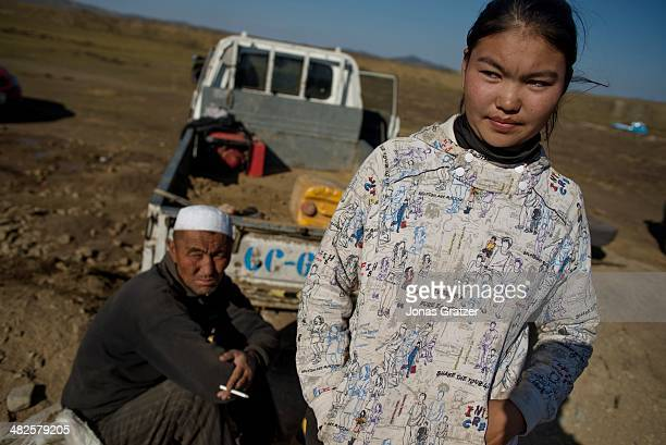"""After only completing primary school at the age of 18, Asembai Aislou started to work as a so-called """"ninja"""" in the Sharygol district of Mongolia...."""