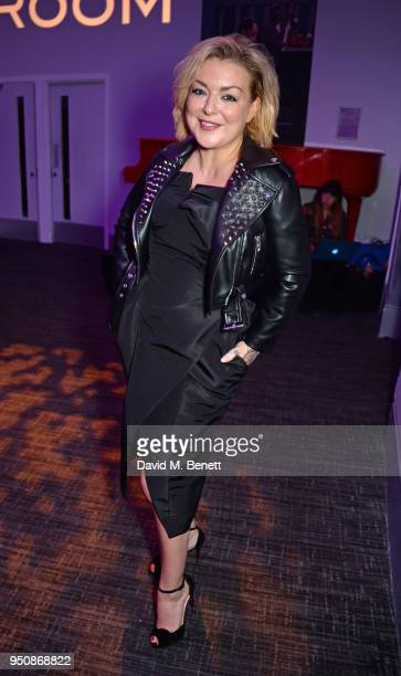 After party following Sheridan Smith's performance at Royal Albert Hall on April 24 2018 in London England