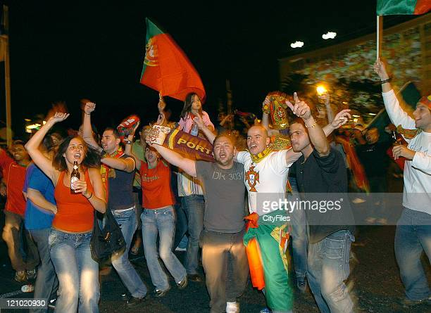 After Portugal National Team victory against Netherlands Portuguese fans invaded the streets of Lisbon in order to celebrate the qualification to the...