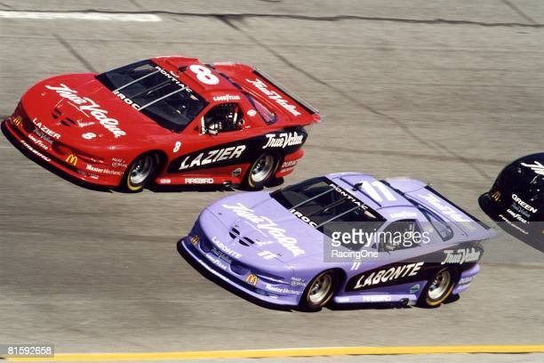 After Race 1 of the 2001 IROC season Dale Earnhardt lost his life in the Daytona 500 on February 18 2001 The rest of the season played out with the...