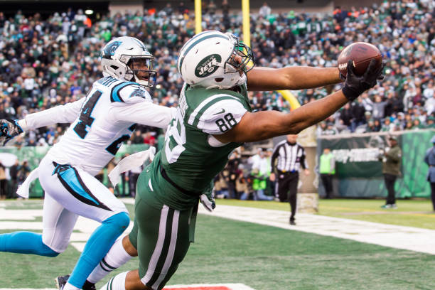 3c796b232 NFL  NOV 26 Panthers at Jets Pictures