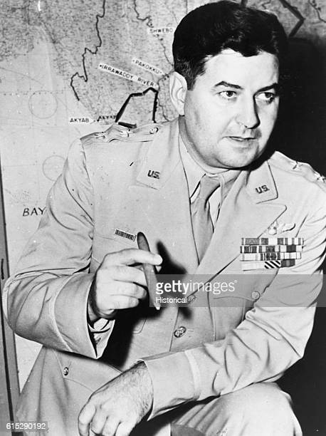 After serving in World War II US General Curtis LeMay went on to become Commander in Chief of the Strategic Air Command from 1948 to 1957 and then...