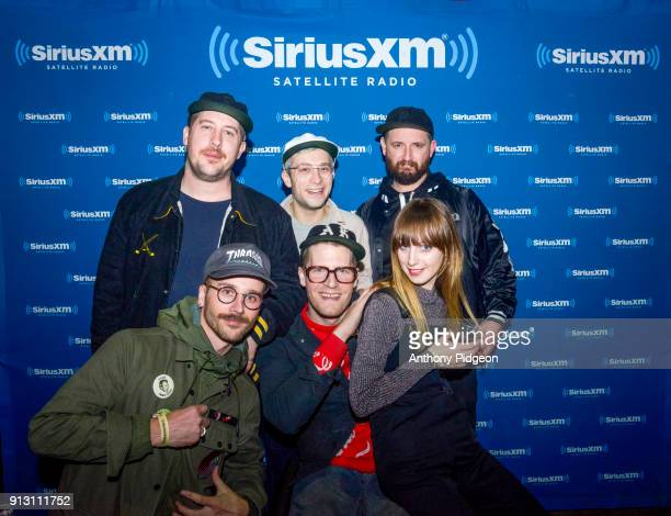 After show portrait of Portugal The Man at Mississippi Studios on January 31 2018 in Portland Oregon