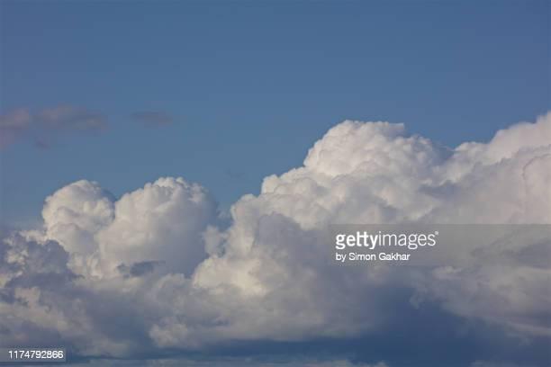 after storm cloudscape - storm cloud stock pictures, royalty-free photos & images