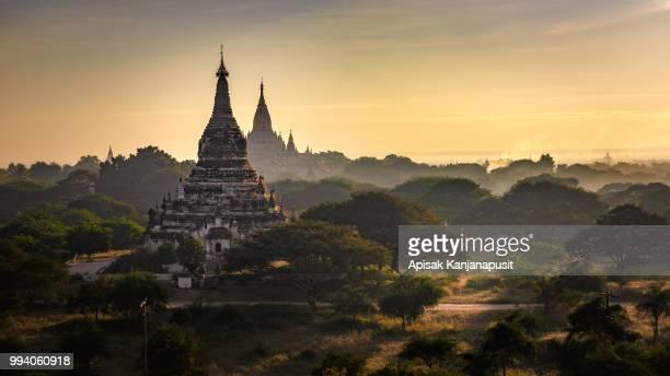 After Sunrise Bagan