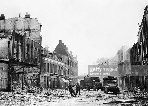 After The Allied Defeat At The Battle Of Arnhem From September 17Th To The 27Th The Dutch City Was Finally Conquered Thanks To The Intervention Of...