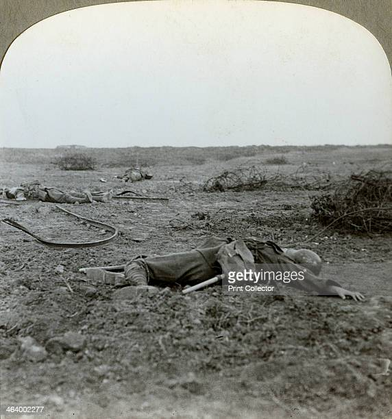 After the attack on Mouquet Farm Thiepval Ridge Somme France World War I 1916 Fought between 5 August and 27 September 1916 the Battle of Mouquet...