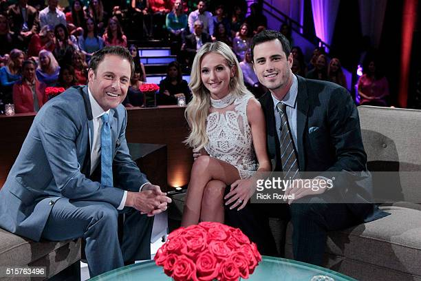 THE BACHELOR After the Final Rose Immediately following the dramatic Season Finale emotions run high as Ben sits down with Chris Harrison live to...