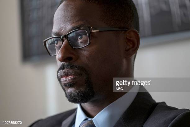 """After the Fire"""" Episode 417 -- Pictured: Sterling K. Brown as Randall --"""