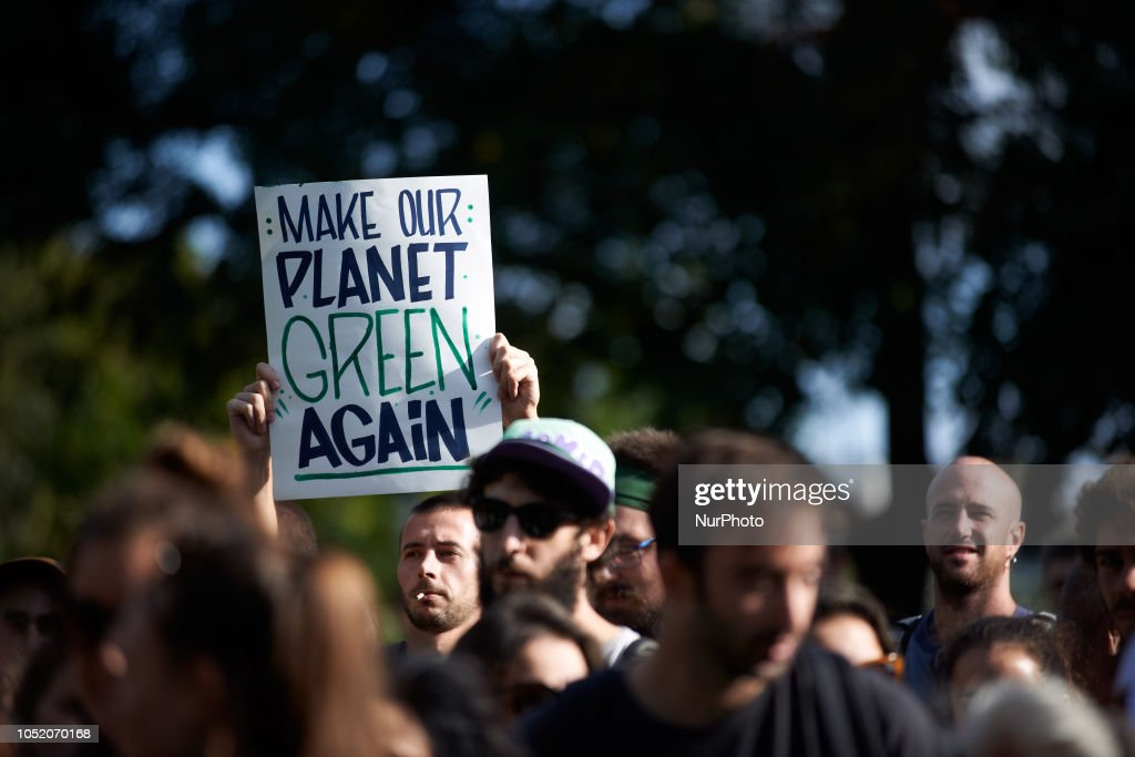 Climate March In Toulouse : News Photo