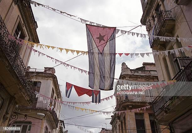 After the parade, Havana, Cuba