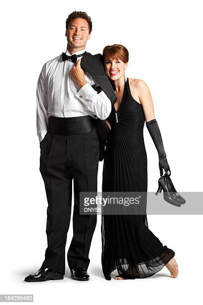 after the party - white tuxedo stock pictures, royalty-free photos & images