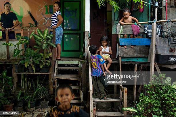 After their homes were destroyed in the 2004 tsunami disaster they were evacuated along with several other families to IDP camps Ten years later they...
