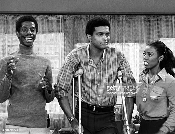 After tripping over J.J. On his wedding day, football player Keith Anderson , Thelma's new husband, is worried about his impending contract with the...