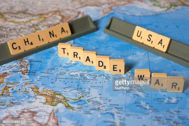 After Trump slaps tariffs on $34 billions on Chinese goods and after China answered with tariffs on $34 billions on US products economists fear that...