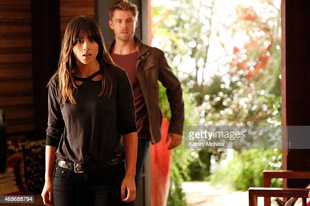 S AGENTS OF SHIELD Afterlife As Robert Gonzales makes his move Coulson must do whatever it takes to protect the future of SHIELD Meanwhile Skye's...