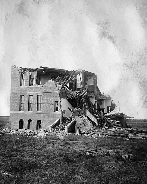 TX: 8th September 1900 - The Great Galveston Hurricane
