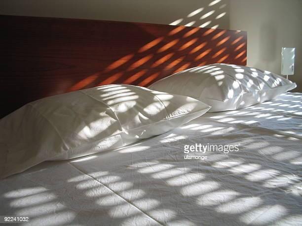Am Nachmittag Schlafzimmer