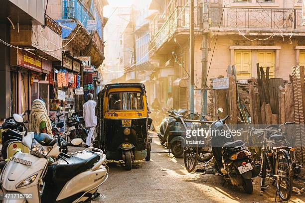 afternoon in jodhpur - jodhpur stock pictures, royalty-free photos & images