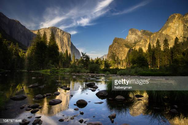 Afternoon in Yosemite Valley