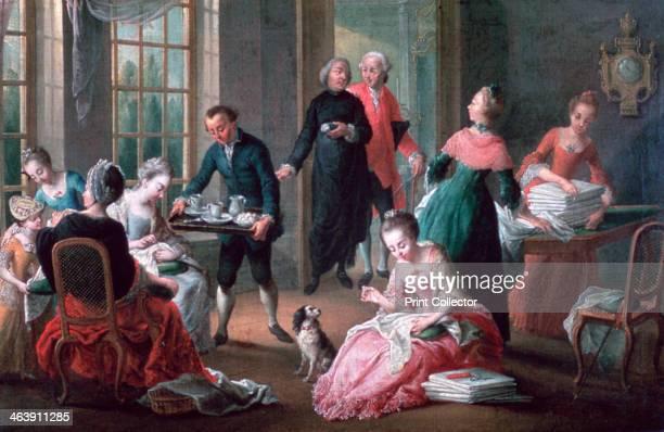 'Afternoon Tea' 1778