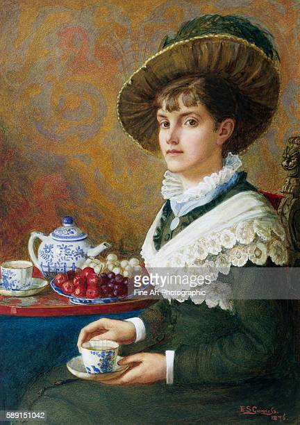 Afternoon Tea by Elizabeth S Guinness
