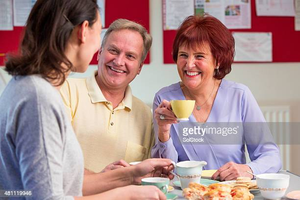 Afternoon Tea in the Community