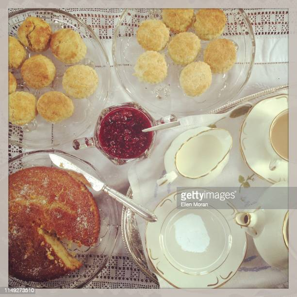 afternoon tea - english teapot stock pictures, royalty-free photos & images