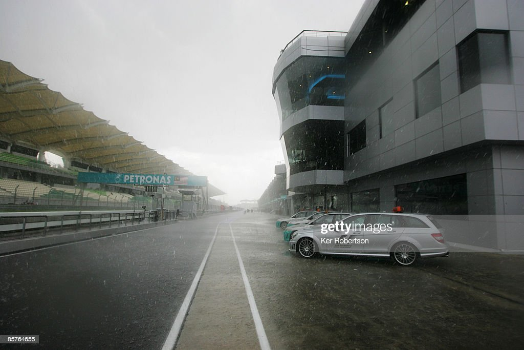 F1 Grand Prix of Malaysia - Previews : News Photo