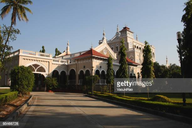 Aga Khan palace in Pune, India