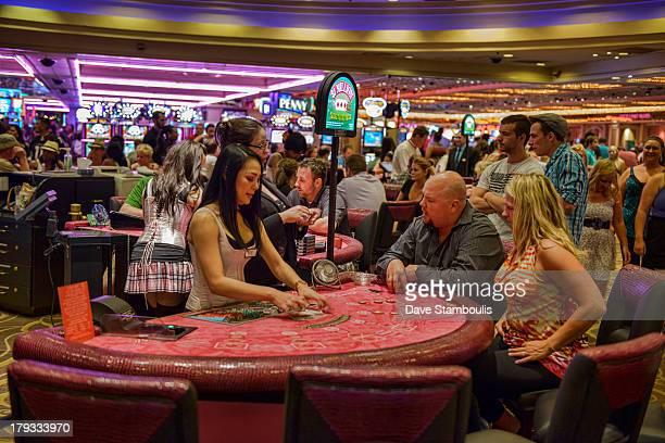 Against all odds in Las Vegas, Nevada