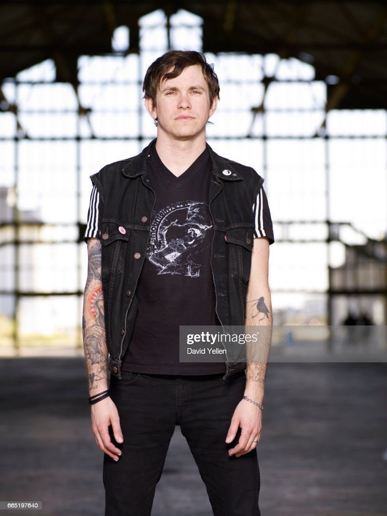 Against Me! : News Photo