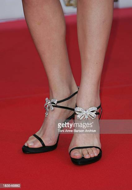 Agata Gotova arrives at the 48th Monte Carlo Television Festival opening Ceremony on June 8 2008 in MonteCarlo Monaco