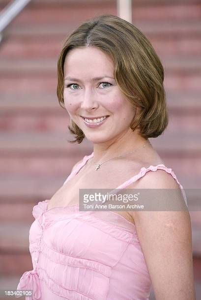 Agata Gotova during 2003 Monte Carlo Television Festival Independence Day Party at Monte Carlo Beach Hotel in Monte Carlo Monaco