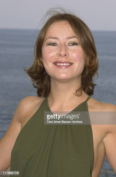 Agata Gotova during Monte Carlo Television Festival 2002 Agata Gotova Photo Call at Grimaldi Forum in MonteCarlo Monaco