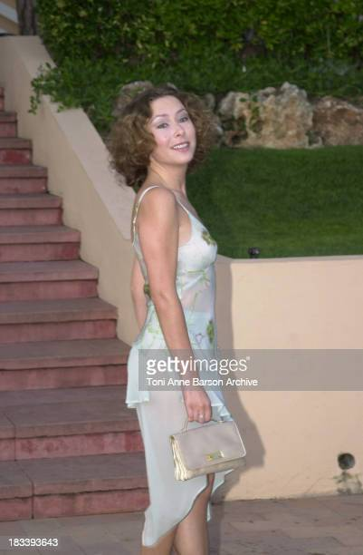 Agata Gotova during Monte Carlo Television Festival 2002 Independence Day Party at MonteCarlo Beach Hotel in MonteCarlo Monaco