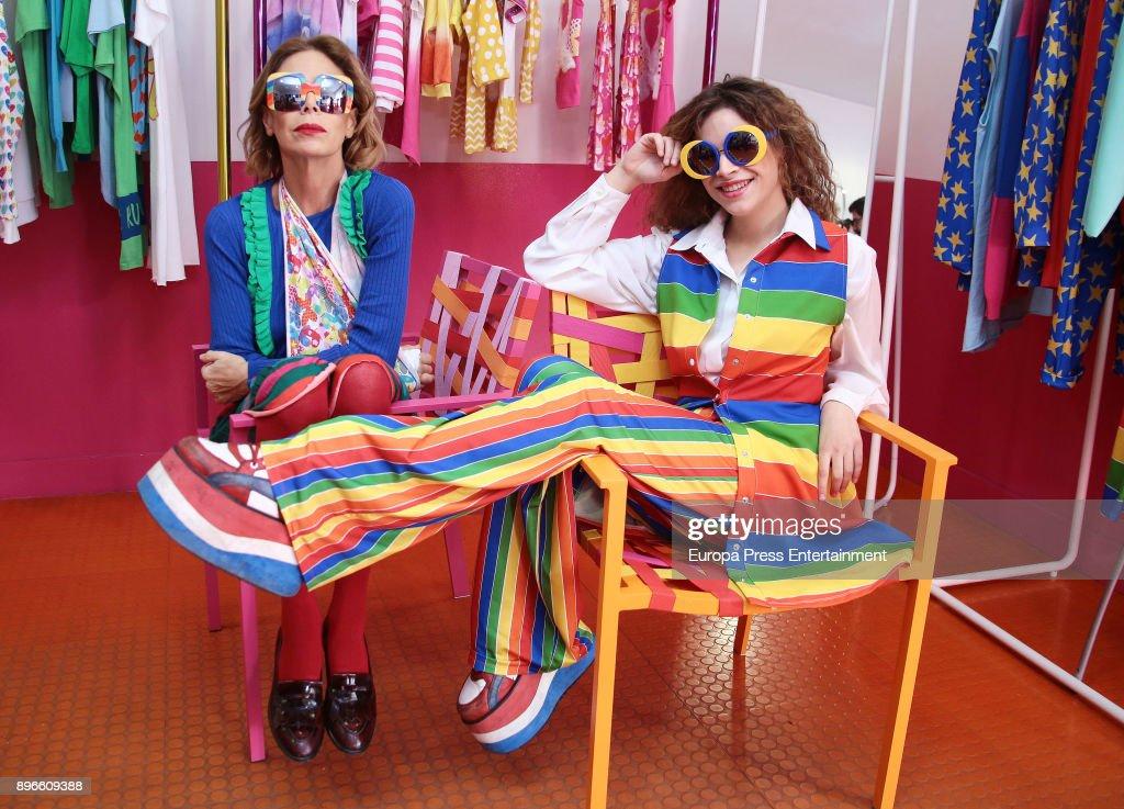 a278181ddb76d Agatha Ruiz de la Prada New Sunglasses Collection Presentation   News Photo